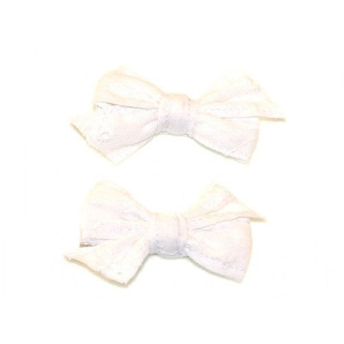 GOODY GUMDROPS ANGLAISE BOW CLIPS