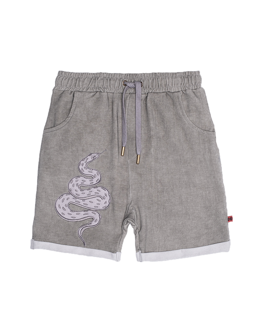 BAND OF BOYS BANDIT SHORTS MY ANACONDA GREY