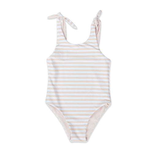 HELLO STRANGER DYLAN REVERSIBLE ONE PIECE BLUSH STRIPE