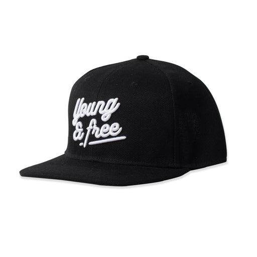 HELLO STRANGER YOUNG AND FREE SNAPBACK CAP