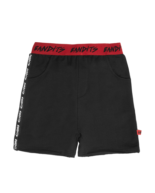 BAND OF BOYS BANDIT TAPE TRACK SHORTS