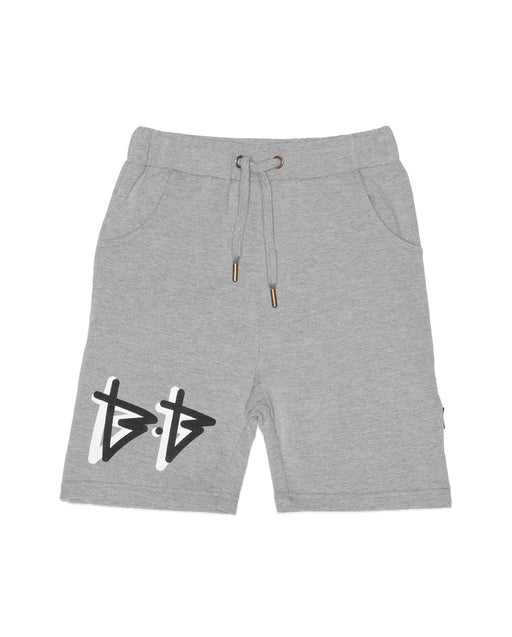 BAND OF BOYS BANDITS BB GREY MARLE SHORTS