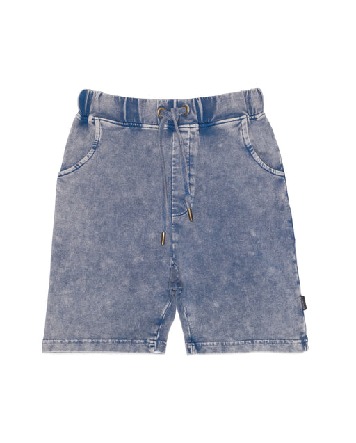 BAND OF BOYS BANDITS VINTAGE BLUE SHORTS