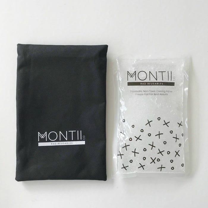 MONTII INSULATED LUNCH BAG - PRINCESS