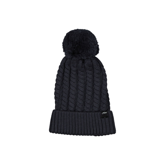 LFOH THICK AS THEIVES BEANIE GRAPHITE