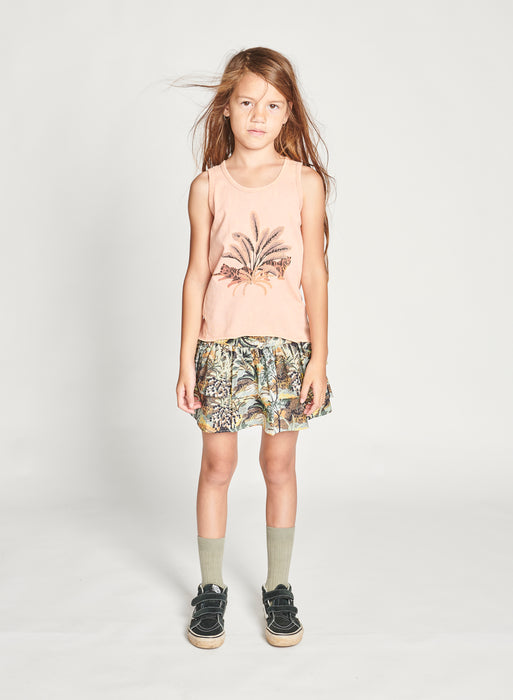 MUNSTER JUNGLE MAUI SKIRT