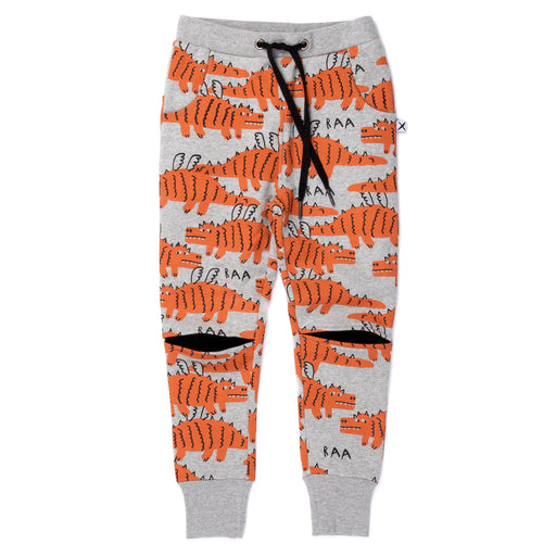 MINTI DRAGONS FURRY TRACKIES GREY MARLE (PRE ORDER)