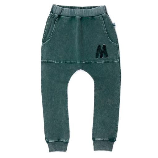 MINTI BLASTED POUCH TRACKIES JUNGLE WASH (PRE ORDER)
