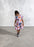 MINTI COLOURFUL BUTTERFLIES DRESS LAVENDER MARLE (PRE ORDER)