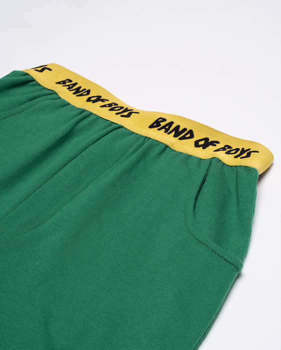 BAND OF BOYS SHORTS MEAN GREEN