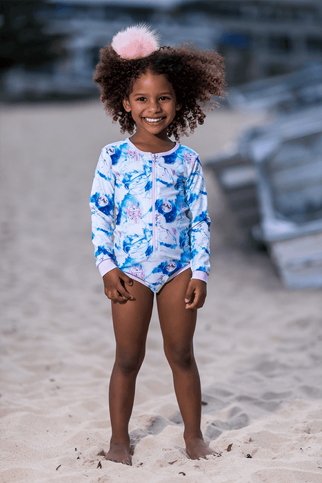 ROCK YOUR KID FANTASY L/SLEEVE ONE PIECE