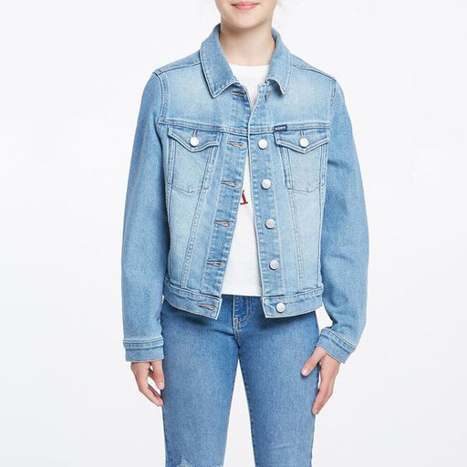 RIDERS GIRLS DENIM JACKERT AMERICAN VINTAGE