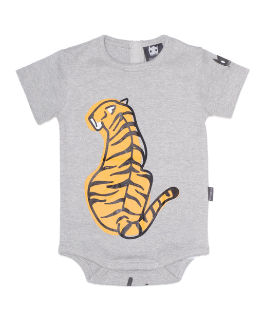 BAND OF BOYS BABY TIGER BACK ONESIE