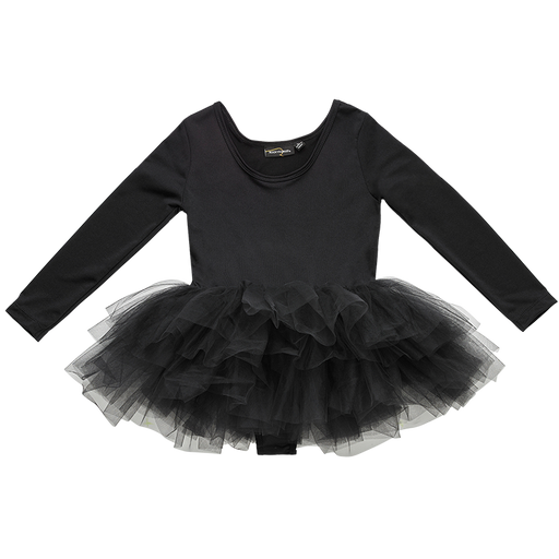 ROCK YOUR KID BLACK DANCER TUTU