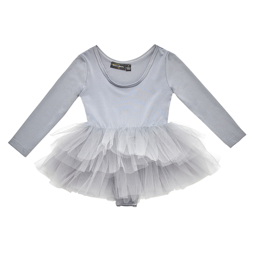 ROCK YOUR KID GREY DANCER TUTU