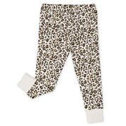 KAPOW KIDS ANIMAL INSTINCTS LEGGINGS MILK