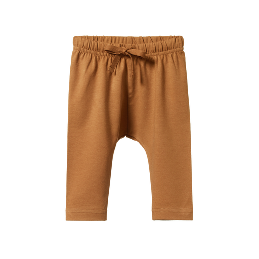 NATURE BABY SUNDAY PANTS TOFFEE