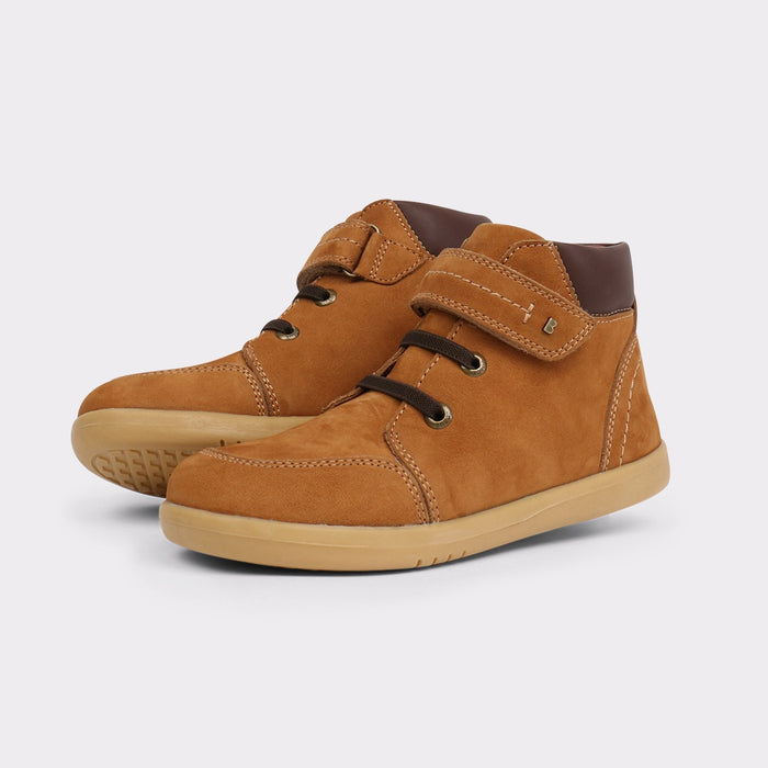 BOBUX KP TIMBER BOOT MUSTARD