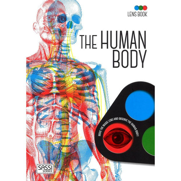 SASSI LENS BOOK - THE HUMAN BODY