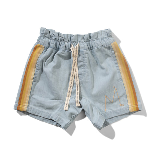 MUNSTER BEE SHORTS DENIM (PRE ORDER)