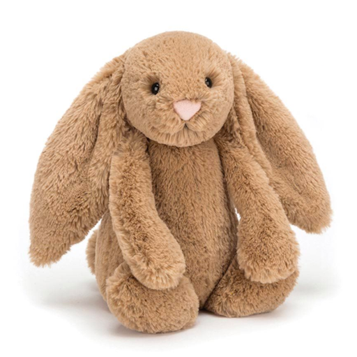 JELLYCAT BASHFUL BUNNY SMALL - BISCUIT