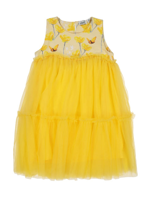 KISSED BUTTERCUP PRINCESS DRESS (PRE ORDER)