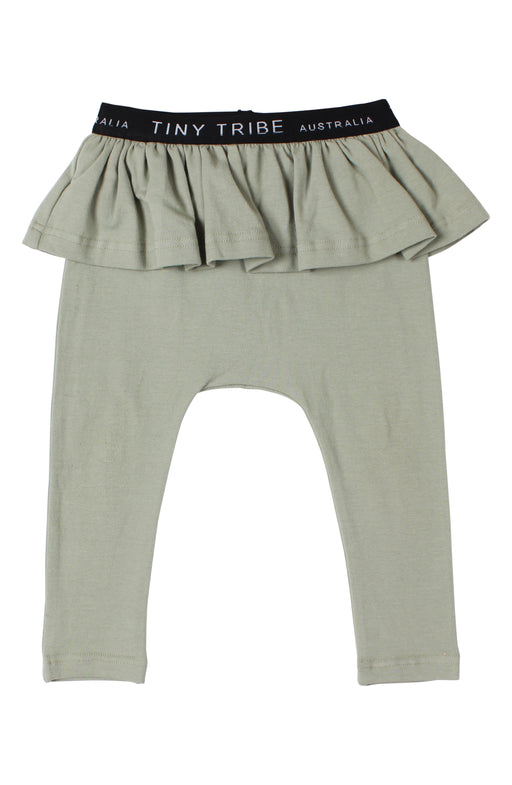 TINY TRIBE FRILL LEGGINGS