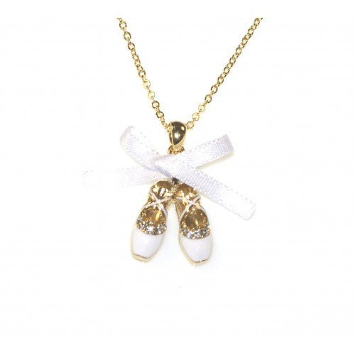 GOODY GUMDROPS BALLET SHOE NECKLACE