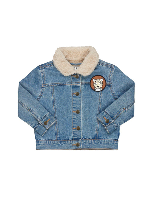 HUXBABY JACKET DENIM