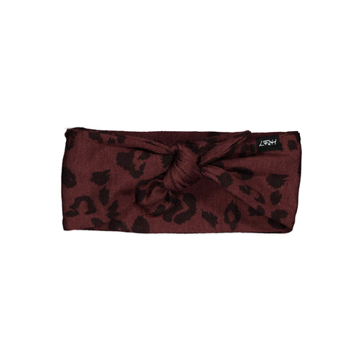 DARCY HEADBAND MULBERRY CHEETAH