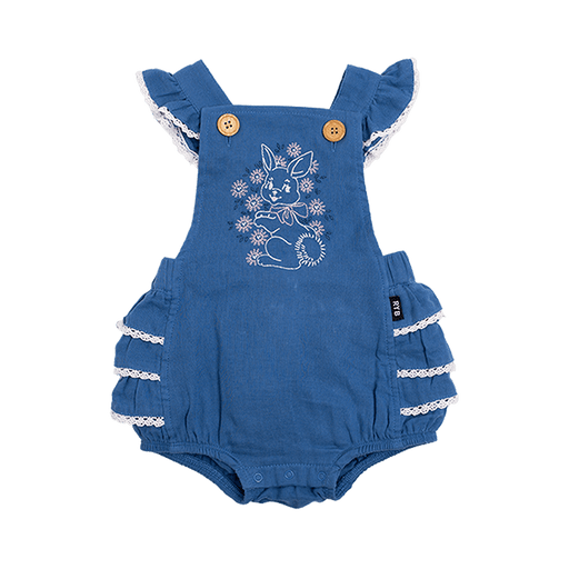 ROCK YOUR BABY LITTLE BUNNY ROMPER