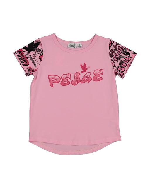 KISSED PEACE OUT TEE (PRE ORDER)