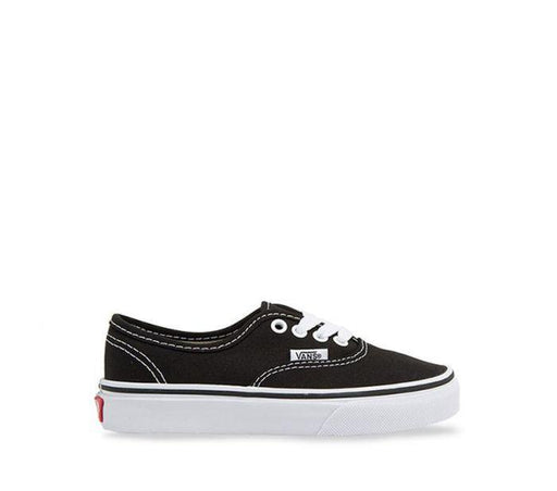VANS KIDS AUTHENTIC BLACK/TRUE WHITE