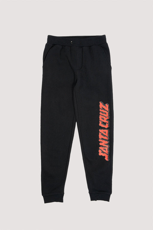 SANTA CRUZ YOUTH DEPTH STRIP FLEECE PANT