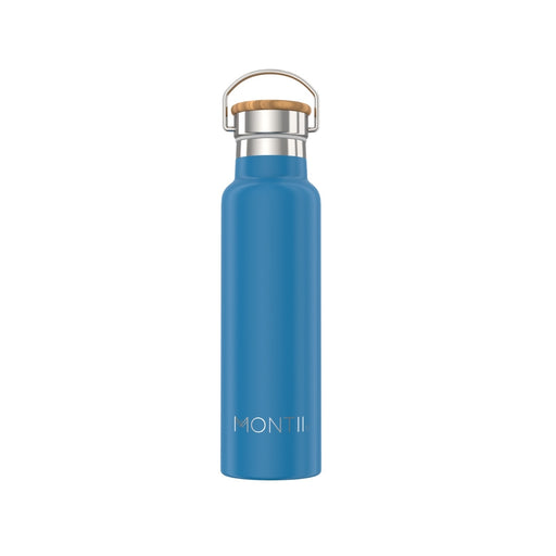MONTII INSULATED BOTTLE - ROYAL BLUE
