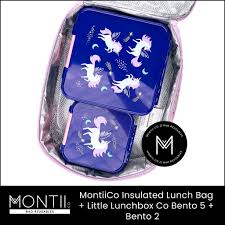 LITTLE LUNCH BOX CO BENTO FIVE - MAGICAL UNICORN