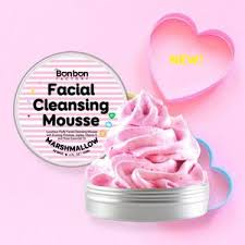 BON BON FACTORY MARSHMALLOW FACIAL CLEANSING MOUSSE