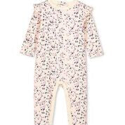MILKY SWEET ROMPER BLOSSOM PINK