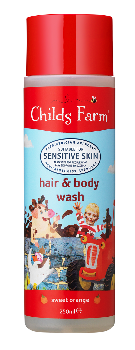 CHILDS FARM HAIR & BODY WASH - SWEET ORANGE