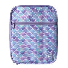 MONTII INSULATED LUNCH BAG - PURPLE MERMAID