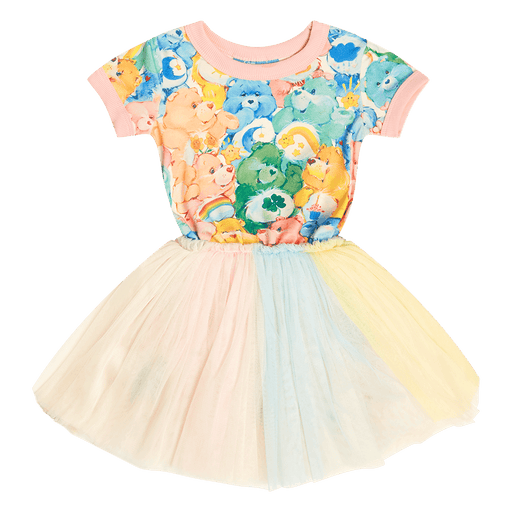 ROCK YOUR KID CARE BEARS UNITE CIRCUS DRESS
