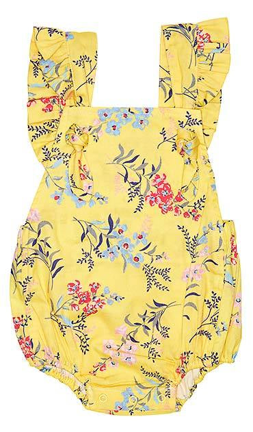 TOSHI BABY ROMPER - SUNNY
