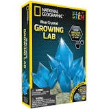 NATIONAL GEOGRAPHIC-BLUE CRYSTAL GROWING LAB