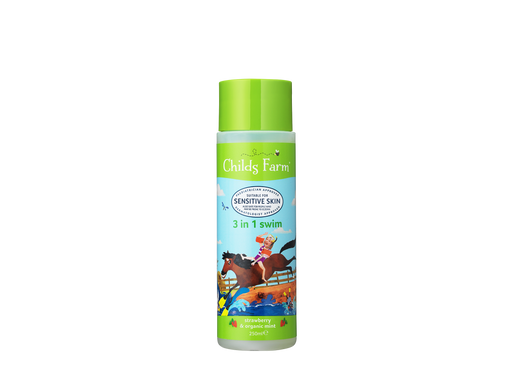 CHILDS FARM 3 IN 1 SWIM - STRAWBERRY & ORGANIC MINT