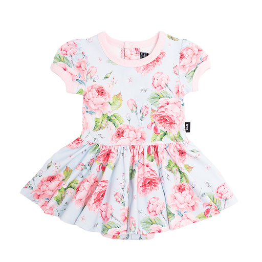 ROCK YOUR BABY VINTAGE GIRL WAISTED DRESS