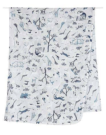 TOSHI DESIGN MUSLIN WRAP - WILDTRIBE