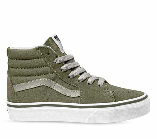 VANS KIDS SK8-HI GRAPE LEAF DRIZZLE