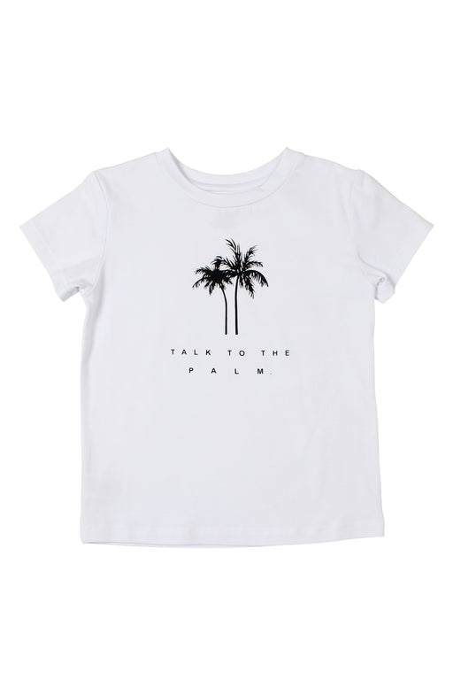 TINY TRIBE PALM TEE