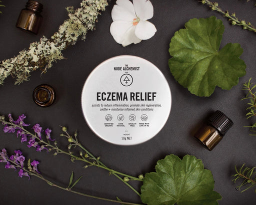 THE NUDE ALCHEMIST - ECZEMA RELIEF 50GM