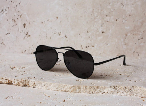 ELLE PORTE CHILDRENS SUNGLASSES - FLYNN BLACK